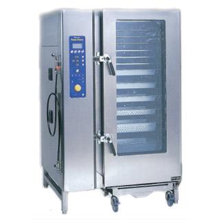 【 業務用 】マルゼン 電気式スチームコンベクションオーブン SSC-40DCNU【 メーカー直送/後払い決済不可 】
