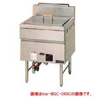 【 業務用 】マルゼン 消毒槽 自動点火 内管式 MGC-066C