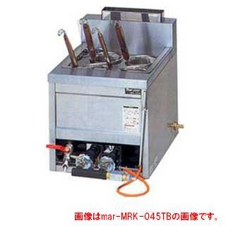 マルゼン ガス式ラーメン釜 卓上型 一槽式 MRK-045TB LPG(プロパンガス)【 厨房機器 】【 メーカー直送/後払い決済不可 】【厨房館】