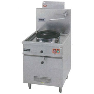 【 業務用 】IH中華レンジ MIC-300S【 メーカー直送/後払い決済不可 】