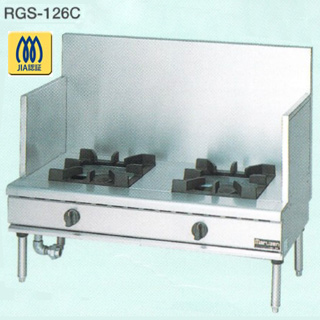 【 業務用 】 マルゼン NEWパワークックスープレンジ RGS-126C 1200×600×450 12A・13A(都市ガス)【 メーカー直送/後払い決済不可 】【厨房館】