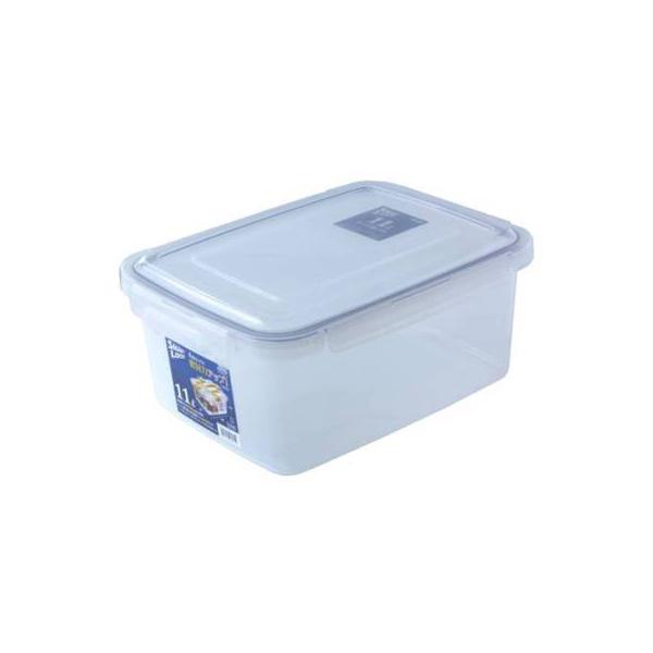 mms-ir89729 保存容器 保管ケース 容器 キッチン ストッカー 小物 爆安プライス 大容量 密閉 米びつ 米櫃 調味料容器 B2897 定番 厨房館 40%OFFの激安セール 11.0 ナチュラル LUSTROWARE ラストロウェア スマートロックジャンボケース 使いやすい