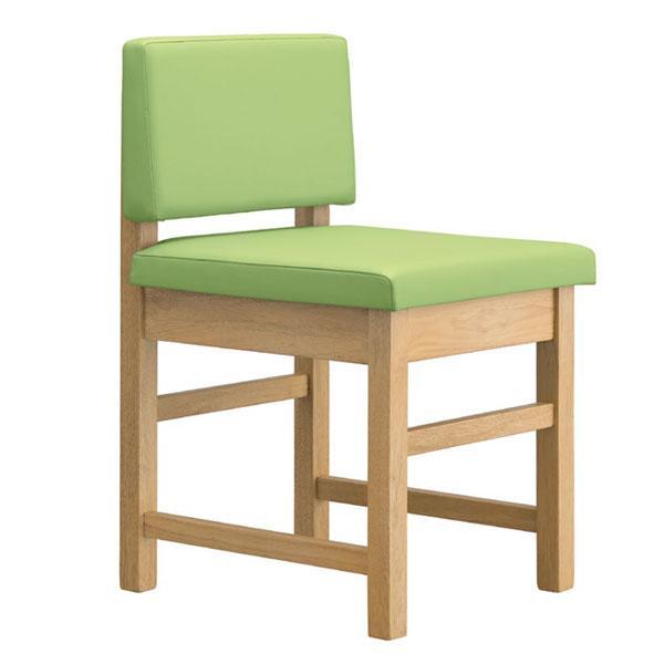 【 業務用 】出石N椅子 | 張地:Aランクレザー クレンズII 6331 シンコール 【 メーカー直送/後払い決済不可 】