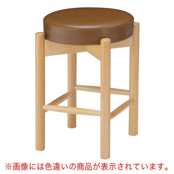 【 業務用 】三笠N椅子 黒レザー | 張地:ニュートップ 6390 シンコール 【 メーカー直送/後払い決済不可 】