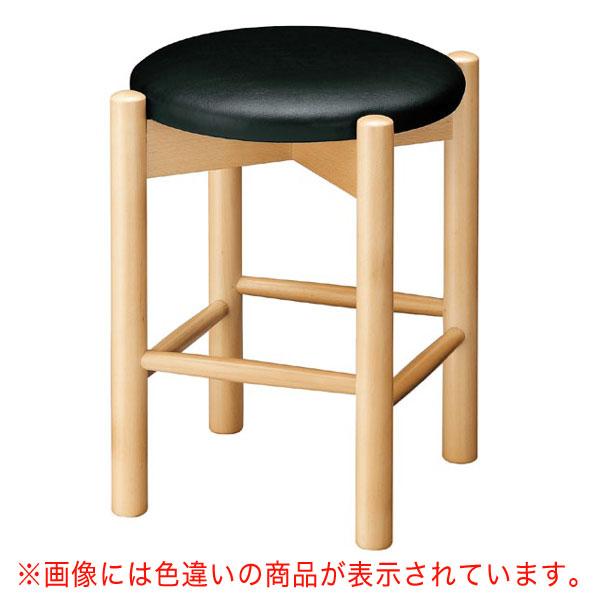 【 業務用 】若草N椅子 ブラウンレザー | 張地:オールマイティー 6452 シンコール 【メーカー直送品&代金引換決済不可商品】