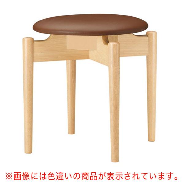 【 業務用 】光琳N椅子 赤レザー | 張地:オールマイティー 6467 シンコール 【 メーカー直送/後払い決済不可 】