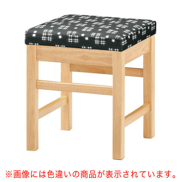 【 業務用 】天竜N椅子 茶レザー | 張地:クレンズII 6297 シンコール 【メーカー直送品&代金引換決済不可商品】