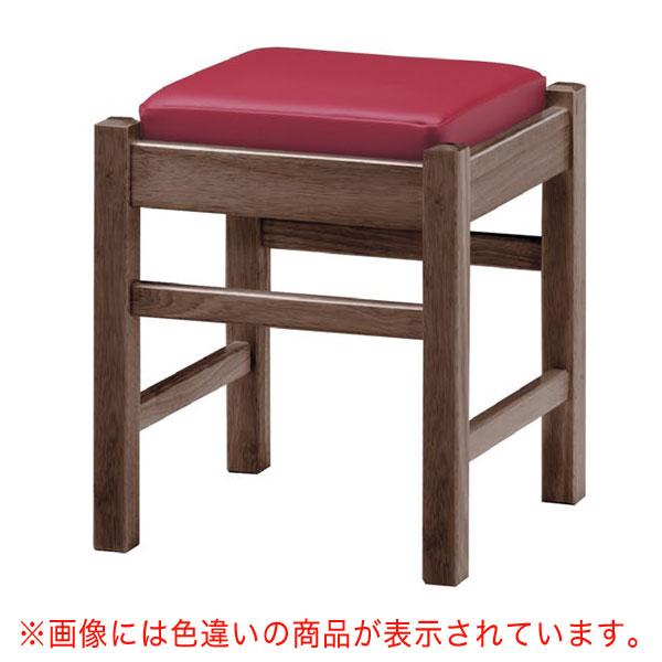 【 業務用 】弥山D椅子 黒レザー   張地:オールマイティー 6416 シンコール 【メーカー直送品&代金引換決済不可商品】