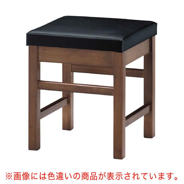 【 業務用 】天竜D椅子 茶レザー | 張地:クレンズII 6297 シンコール 【メーカー直送品&代金引換決済不可商品】