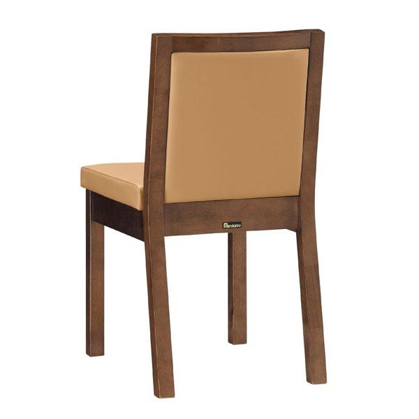 【 業務用 】閃D椅子 | 張地:Aランクレザー ゼラコート 6688 シンコール 【メーカー直送品&代金引換決済不可商品】