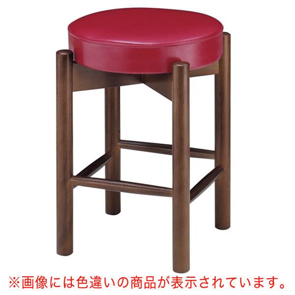 【 業務用 】三笠D椅子 茶レザー | 張地:ニュートップ 6360 シンコール 【 メーカー直送/後払い決済不可 】
