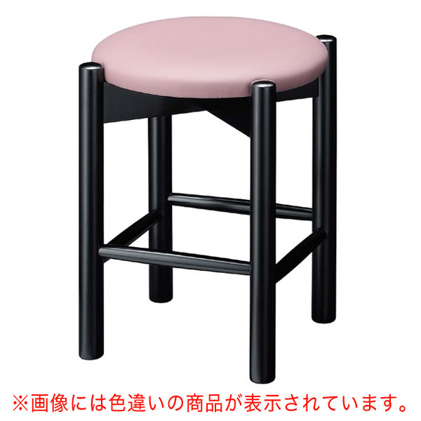 【 業務用 】若草B椅子 ブルーレザー | 張地:オールマイティー 6426 シンコール 【 メーカー直送/後払い決済不可 】