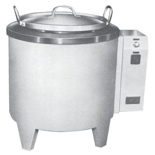 【 業務用 】押切電機 電気スープケトル (固定式) C-68 1030×900×700