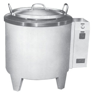 【 業務用 】押切電機 電気スープケトル (固定式) C-74 1090×960×750