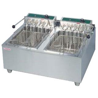 【 業務用 】押切電機 スウィング式 電気卓上フライヤー OFT-600W 720×600×300