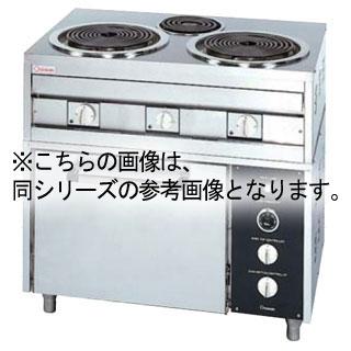 押切電機 電気レンジ (オーブン付) OKRO-280PB 1800×750×850【 メーカー直送/後払い決済不可 】 【厨房館】