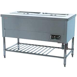 【 業務用 】押切電機 電気ウォーマーテーブル (スタンダードタイプ) OTS-660 600×600×800