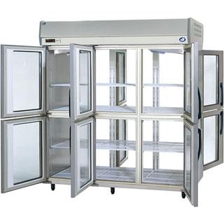 パナソニック パススルー冷蔵庫 SRR-JP1883VD W1785×D850×H1950mm【 業務用縦型冷蔵庫 業務用冷蔵庫 縦型冷蔵庫 業務用 縦型 冷蔵庫 】