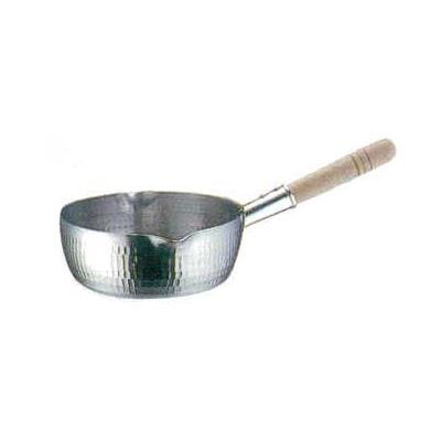 【まとめ買い10個セット品】アルミDON雪平鍋(両口) 23cm【 雪平鍋 】 【厨房館】