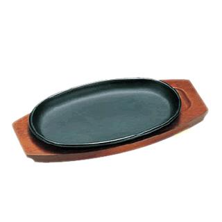 【まとめ買い10個セット品】トキワステーキ皿 301 小判 大 30cm