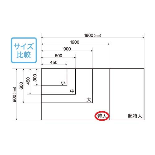 暗線入りマグネットホワイトボードシート MSHP-90120-M 【厨房館】