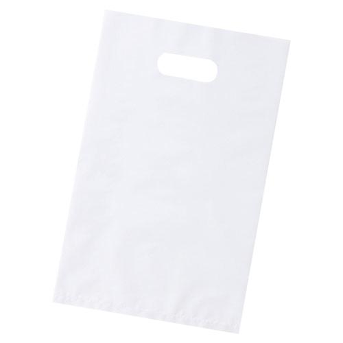 【まとめ買い10個セット品】 ポリ袋ソフト型 白&透明 透明 40×50 500枚【店舗什器 小物 ディスプレー ギフト ラッピング 包装紙 袋 消耗品 店舗備品】【厨房館】