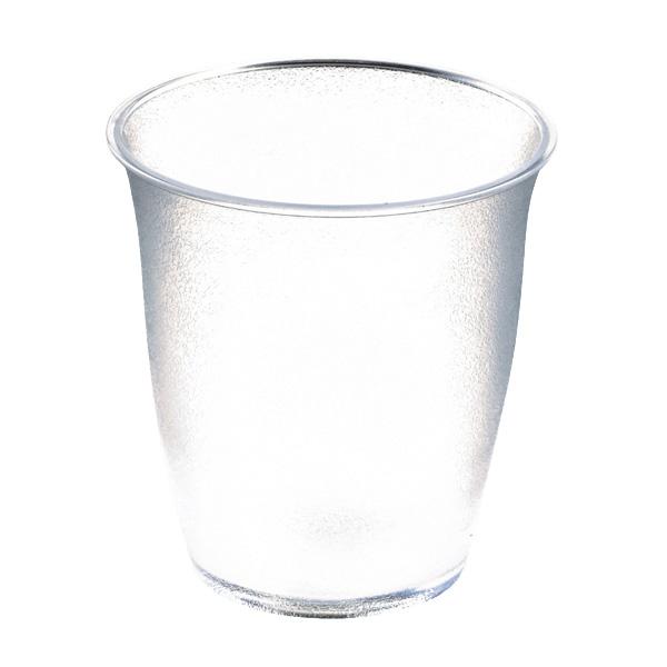 【まとめ買い10個セット品】 なごみカップ クリア 20個 【厨房館】