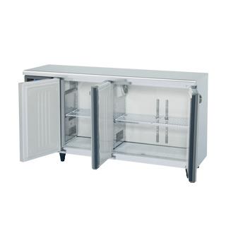 ホシザキ テーブル形冷凍冷蔵庫 RFT-150MTF-ML【 メーカー直送/後払い決済不可 】 【厨房館】