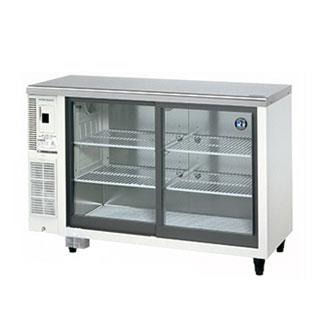 ホシザキ 冷蔵ショーケース RTS-120STB2 幅1200×奥行450×高さ800(mm) 219リットル【 メーカー直送/後払い決済不可 】 【厨房館】