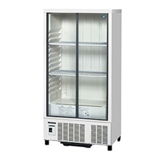 ホシザキ 冷蔵ショーケース SSB-70CT2 幅700×奥行450×高さ1410(mm) 210リットル【 メーカー直送/後払い決済不可 】