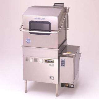 サニジェット 業務用自動食器洗浄機 2.2L4ローターSD114GSAH 【 調理器具 厨房用品 厨房機器 プロ 愛用 販売 なら 名調 】