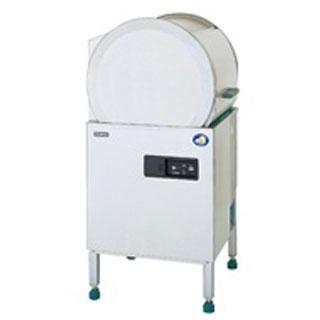 【 業務用 】パナソニック エコロッシュ:フードタイプ業務用食器洗浄機(電気式・リターンタイプ・右開き仕様) DW-HD44U3R 600×600×1227mm 42ラック DW-HD44U3R【 メーカー直送/後払い決済不可 】