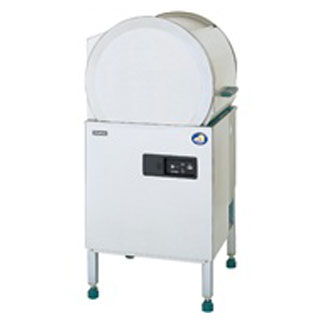 エコロッシュ:フードタイプ洗浄喫電気式・リターンタイプ・右開き仕様)DW-HD44UR600×600×1277mm42ラックDW-HD44UR