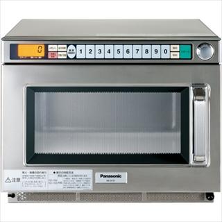 【 業務用 】パナソニック 業務用コンベクションオーブン マイクロウェーブ解凍器 [外形]W430×D476×H337 mm