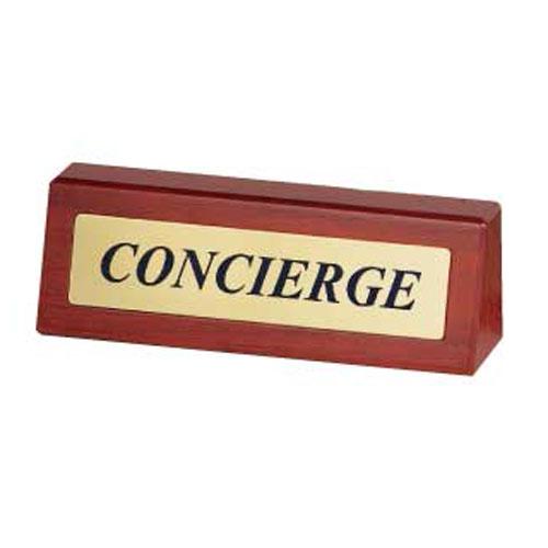【まとめ買い10個セット品】 シンビ フロントサイン SS-20CO CONCIERGE