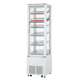【 業務用 】冷蔵ショーケース サンデン クローズドタイプ[ホット・コールドタイプ] spas-h522xt 【 メーカー直送/代引不可 】【PFS SALE】
