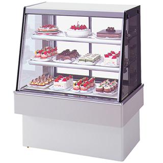 【 業務用 】冷蔵ショーケース サンデン 対面ショーケース[高加湿タイプ] tsa-090xb 【 メーカー直送/代引不可 】