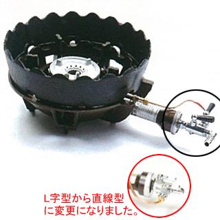 【 業務用 】タチバナ製作所 PS認定 JIA認証 一重小・種火付 浅型上置セット ガスコンロ TS-501PAU