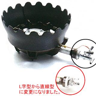 【 業務用 】タチバナ製作所 PS認定 JIA認証 一重小・種火なし 上置セット ガスコンロ TS-501U