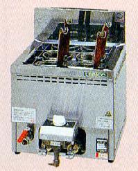 【 業務用 】【タニコー】業務用卓上ゆで麺器TCU-4445X【 メーカー直送/後払い決済不可 】