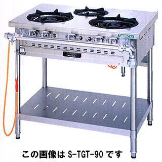 【 業務用 】タニコー ガステーブル[スタンダードシリーズ] J-TGT-90-2