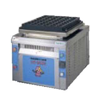 【 業務用 】タニコー 自動回転たこ焼器 電気式 MKE48N-42【 メーカー直送/後払い決済不可 】