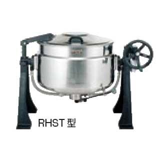 【 業務用 】タニコー 蒸気回転釜[ステンレスタイプ] RHST-18【 メーカー直送/後払い決済不可 】