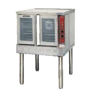 【 業務用 】タニコー コンベクションオーブン[電気式] TEC-100【 メーカー直送/後払い決済不可 】