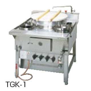 【 業務用 】タニコー ガス生そば釜 TGK-1