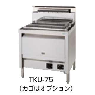 【 業務用 】タニコー 角型うどん釜 TKU-75