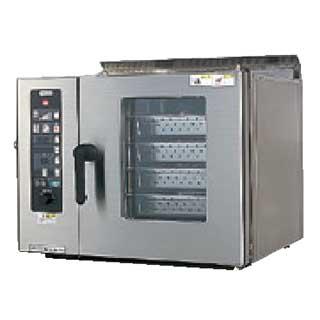 【 業務用 】タニコー 卓上ガス式スチームコンベンションオーブン TSCO-4GBC【 メーカー直送/後払い決済不可 】