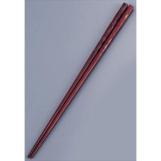 【まとめ買い10個セット品】【 業務用 】積層菜箸 32.5cm 朱面[あかも]