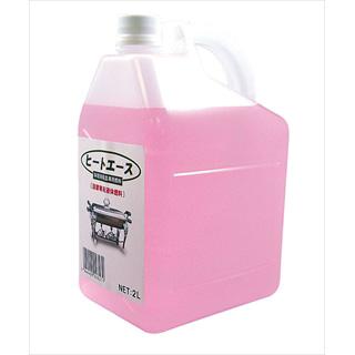 【まとめ買い10個セット品】ヒートエース用 詰替用液体燃料 2.0L(2230g)