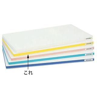 【 業務用 】【 まな板 600mm 】ポリエチレン・かるがるまな板標準 600×300×H25mm 黄色 【 メーカー直送/代引不可 】